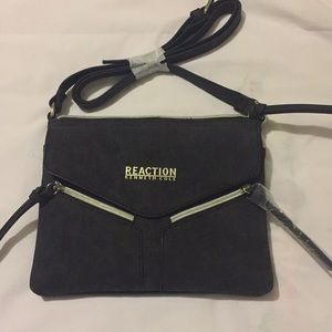 Kenneth Cole Reaction crossbody bag black new